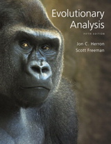 Evolutionary Analysis, 5th Edition