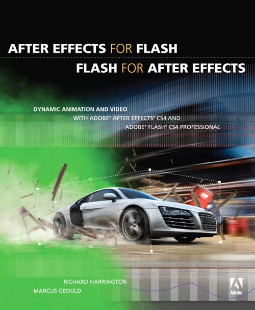 After Effects for Flash | Flash for After Effects: Dynamic Animation and Video with Adobe After Effects CS4 and Adobe Flash CS4 Professional, Safari