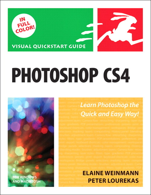 Photoshop CS4 for Windows and Macintosh: Visual QuickStart Guide, Safari