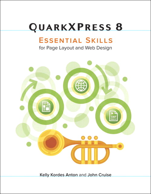 QuarkXPress 8: Essential Skills for Page Layout and Web Design, Safari