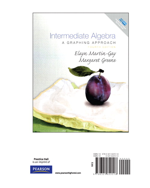 Intermediate Algebra: A Graphing Approach, Books a la Carte Edition, 4th Edition
