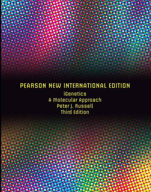 Premium Website with Pearson eText for iGenetics: A Molecular Approach, 3rd Edition