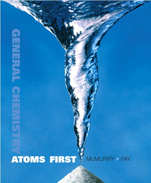 General Chemistry: Atoms First and MasteringChemistry¿ with Pearson eText Student Access Kit Package