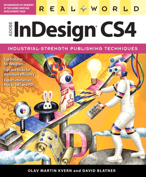 Real World Adobe InDesign CS4, Safari
