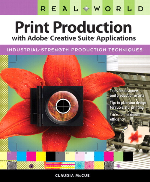 Real World Print Production with Adobe Creative Suite Applications, Safari