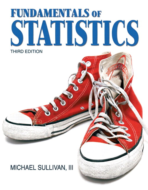 Fundamentals of Statistics, CourseSmart eTextbook, 3rd Edition