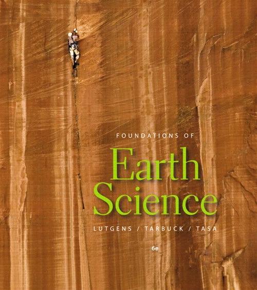 Foundations of Earth Science, 6th Edition
