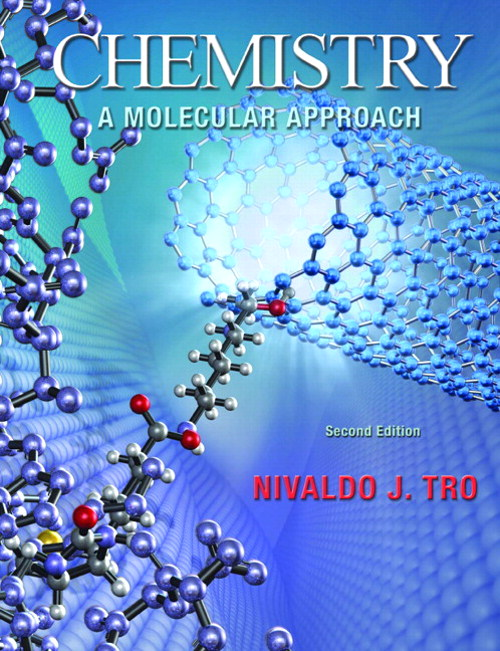 Chemistry: A Molecular Approach, CourseSmart eTextbook, 2nd Edition