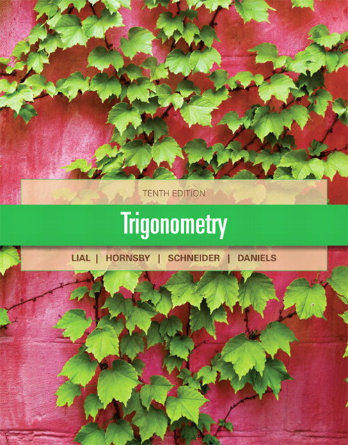 Trigonometry, 10th Edition