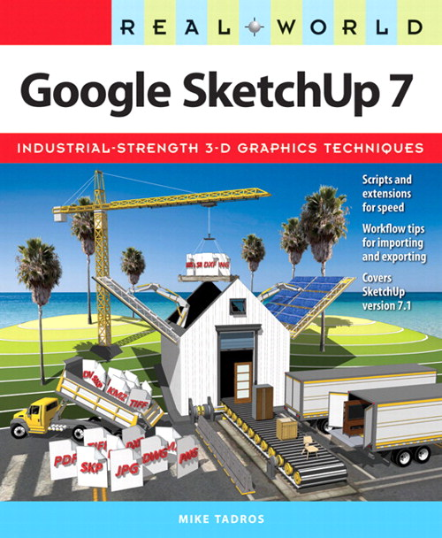 Real World Google SketchUp 7, Safari