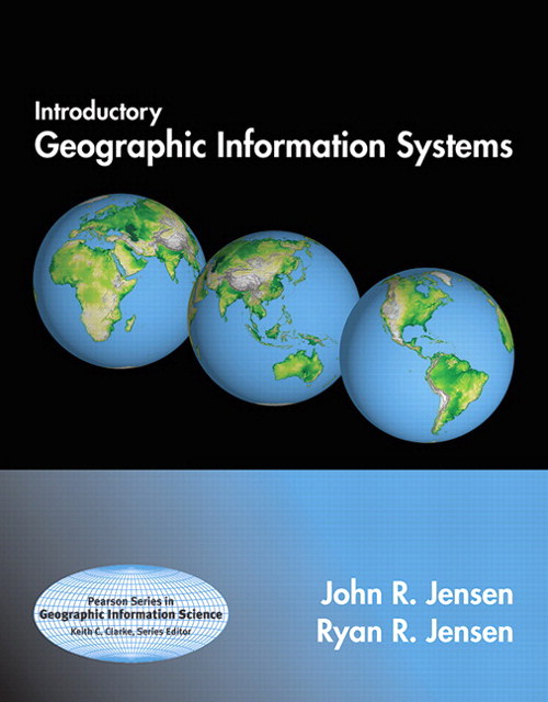 Introductory Geographic Information Systems, CourseSmart eTextbook