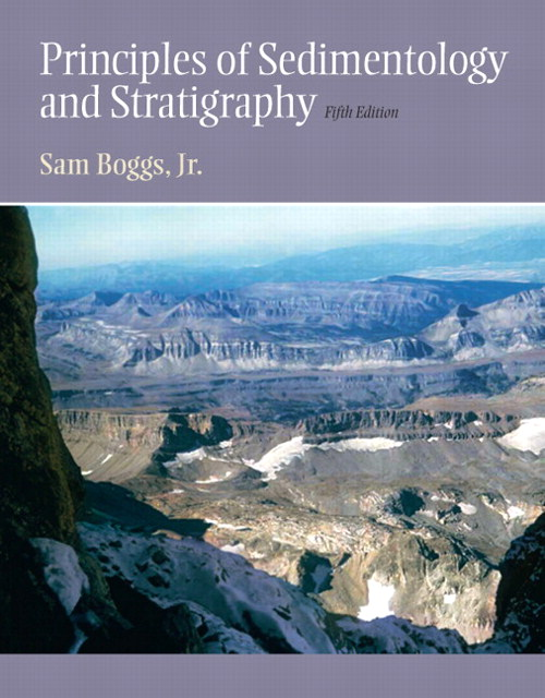Principles of Sedimentology and Stratigraphy, CourseSmart eTextbook, 5th Edition