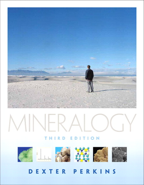 Mineralogy, CourseSmart eTextbook