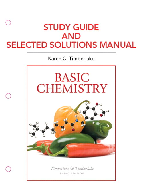 Cover image for Study Guide for Basic Chemistry, 3rd Edition