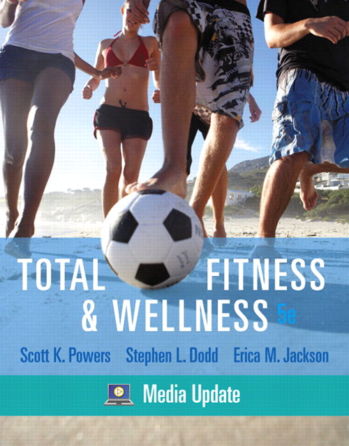Total Fitness & Wellness, Media Update, CourseSmart eTextbook, 5th Edition