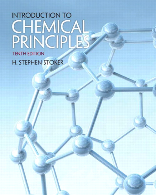 Introduction to Chemical Principles, CourseSmart eTextbook, 10th Edition