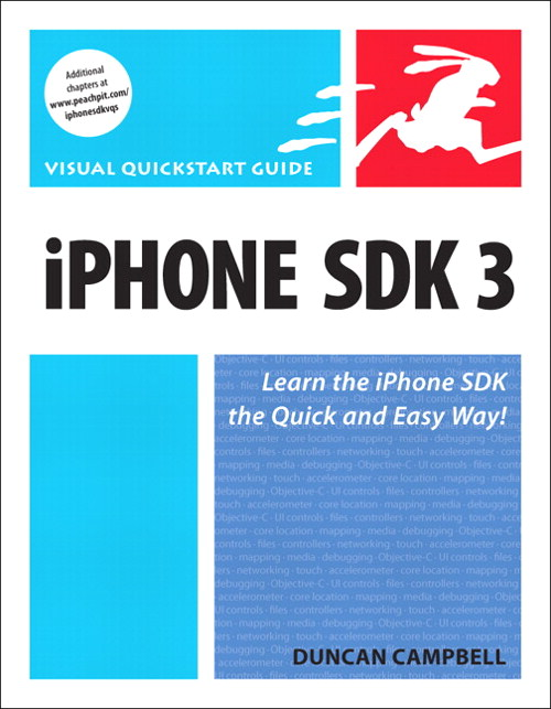 iPhone SDK 3: Visual QuickStart Guide, Safari