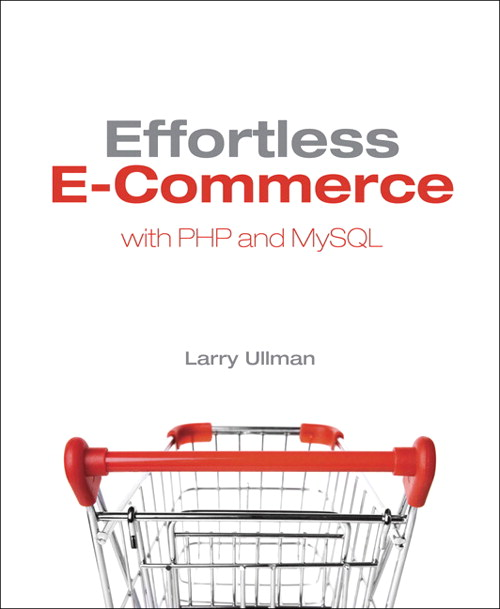 Effortless E-Commerce with PHP and MySQL, Safari