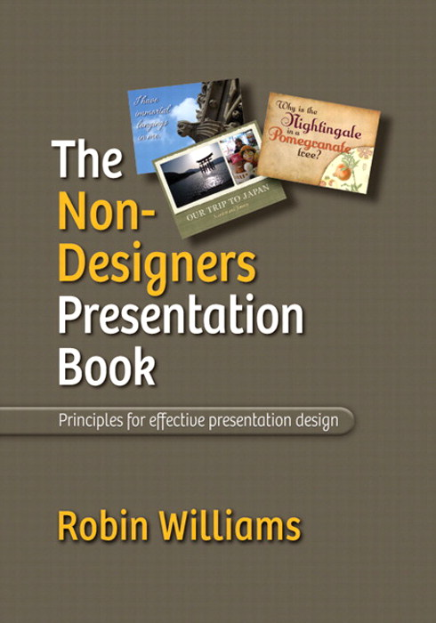 Non-Designer's Presentation Book, The, Safari