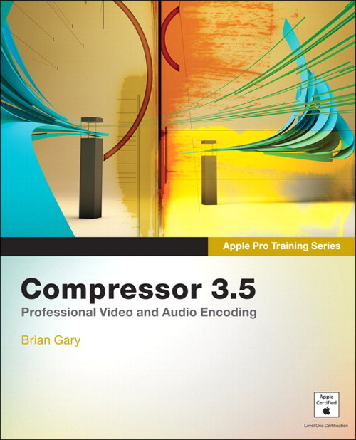 Apple Pro Training Series: Compressor 3.5, Safari
