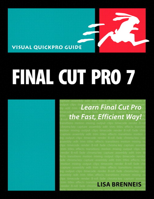 Final Cut Pro 7: Visual QuickPro Guide, Safari