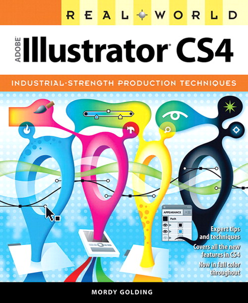 Real World Adobe Illustrator CS4, CourseSmart eTextbook