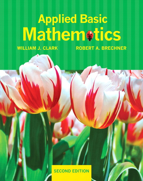 Applied Basic Mathematics, 2nd Edition