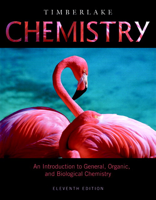 Chemistry: An Introduction to General, Organic, and Biological Chemistry, 11th Edition