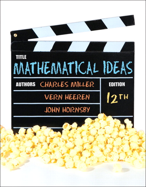 Mathematical Ideas, 12th Edition