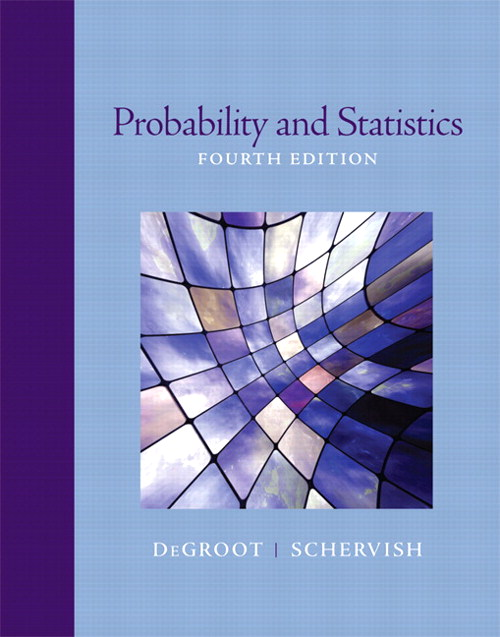 Probability & Statistics, CourseSmart eTextbook, 4th Edition