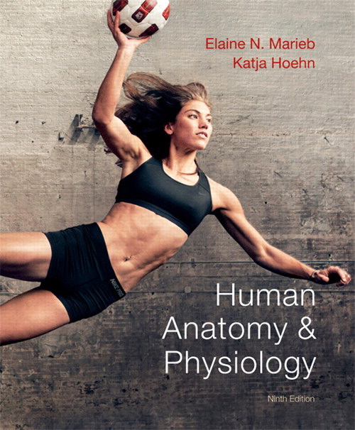 Human Anatomy & Physiology Plus MasteringA&P with eText -- Access Card Package, 9th Edition