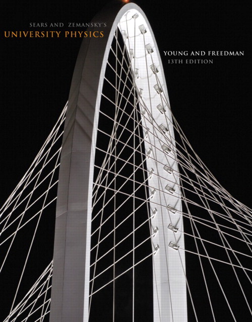 University Physics, 13th Edition