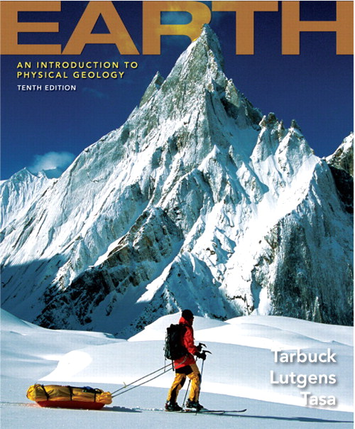 Earth: An Introduction to Physical Geology, CourseSmart eTextbook, 10th Edition