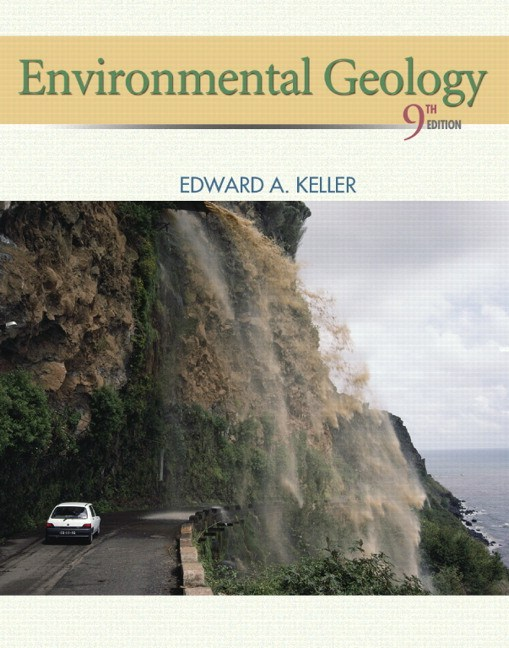Environmental Geology, CourseSmart eTextbook, 9th Edition