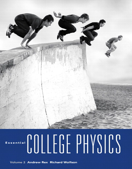 Essential College Physics, Volume 2, CourseSmart eTextbook