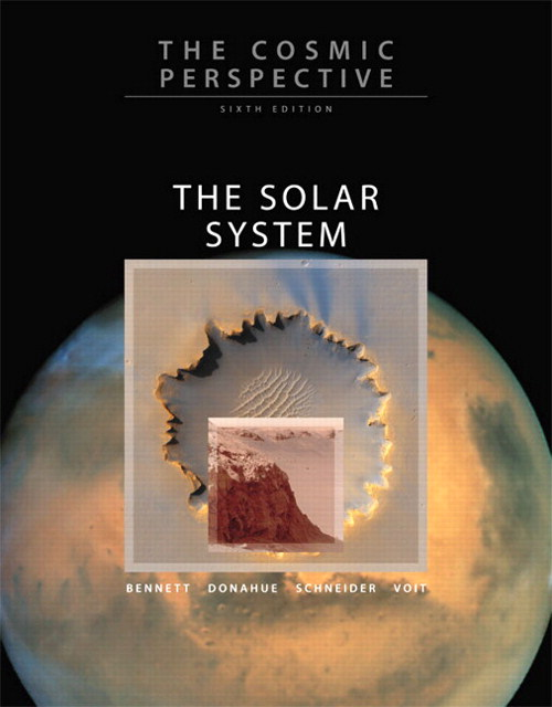 The Cosmic Perspective: The Solar System, CourseSmart eTextbook, 6th Edition