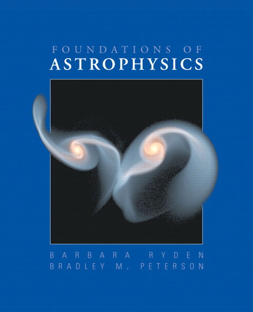 Foundations of Astrophysics, CourseSmart eTextbook