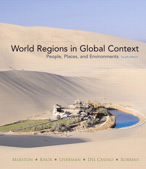 World Regions in Global Context: People, Places, and Environments,  CourseSmart eTextbook, 4th Edition