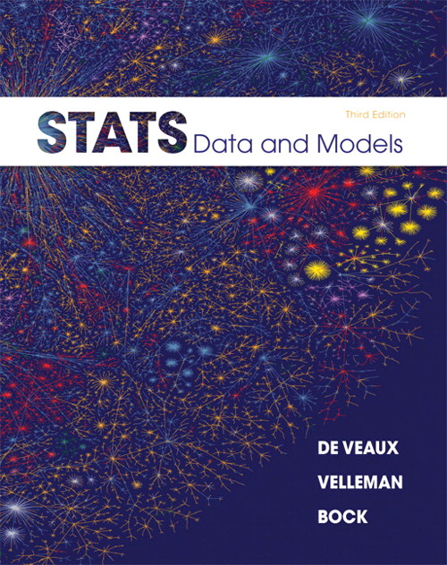 Stats: Data and Models, CourseSmart eTextbook, 3rd Edition