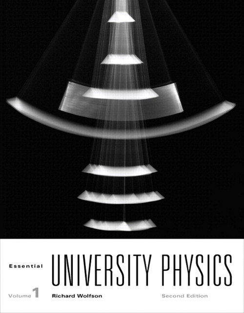 Essential University Physics, Volume 1, CourseSmart eTextbook, 2nd Edition