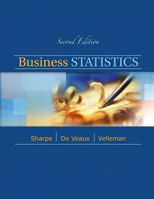 Business Statistics, CourseSmart eTextbook, 2nd Edition