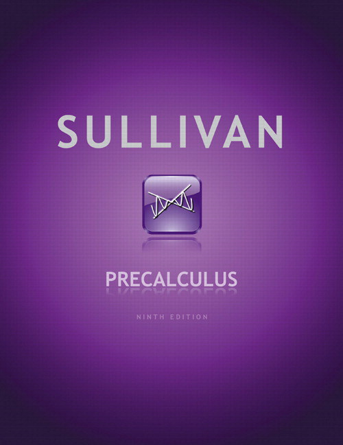 Precalculus, 9th Edition