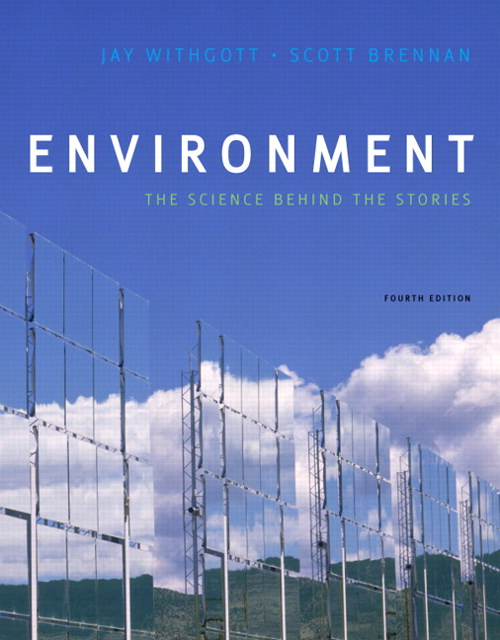 Environment: The Science behind the Stories, CourseSmart eTextbook, 4th Edition