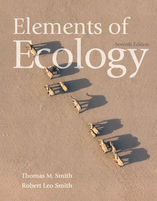 Elements of Ecology, CourseSmart eTextbook, 7th Edition