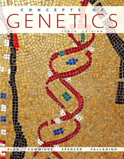 Concepts of Genetics, 10th Edition