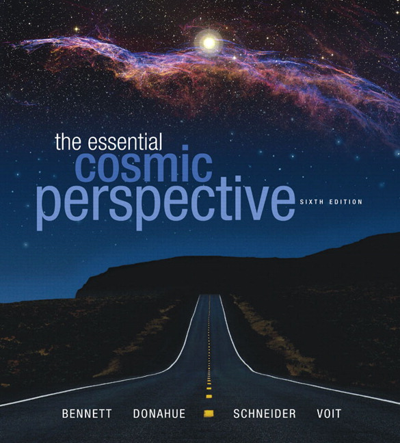 Essential Cosmic Perspective, The, CourseSmart eTextbook, 6th Edition