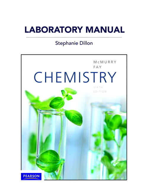 Cover image for Laboratory Manual for Chemistry, 6th Edition