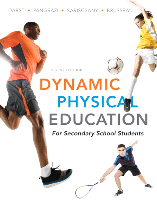 Dynamic Physical Education for Secondary School Students, CourseSmart eTextbook, 7th Edition