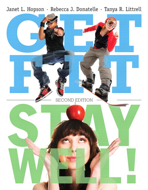 Get Fit, Stay Well!, 2nd Edition