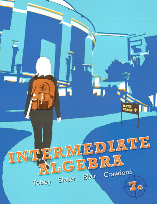 Intermediate Algebra, CourseSmart eTextbook, 7th Edition